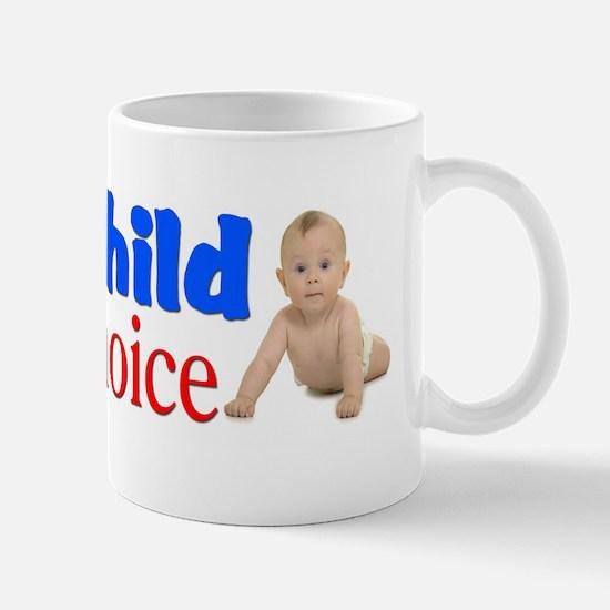 Im A Child Mug