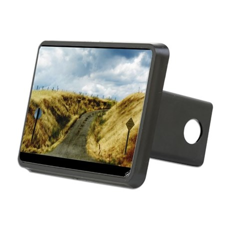 The Road to Home Rectangular Hitch Cover