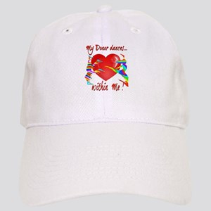 My Organ Donor Dances Within Me! Baseball Cap