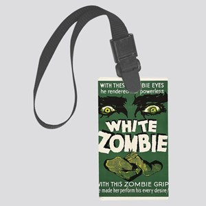 whitezombieBIG 1 Large Luggage Tag