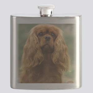 Cavalier King Charles Spaniel 9F51D-10 Flask