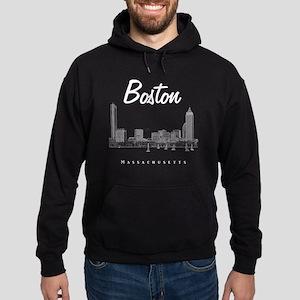 Boston_10x10_Skyline_White Hoodie (dark)