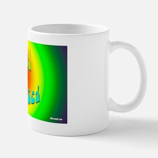 LicPlate-DazedConfused2 Mug