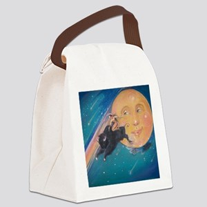 Cosmicowgirl Canvas Lunch Bag