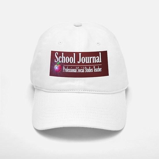JournalSocStud Baseball Baseball Cap