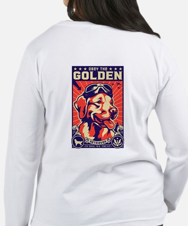 Golden Retriever! USA T-Shirt