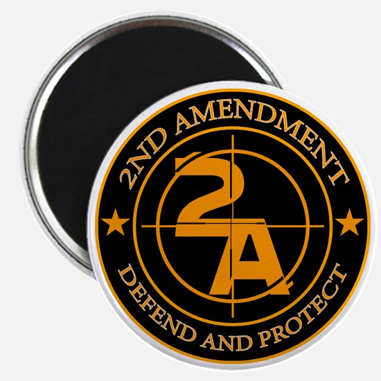 2ND Amendment 3 Magnet