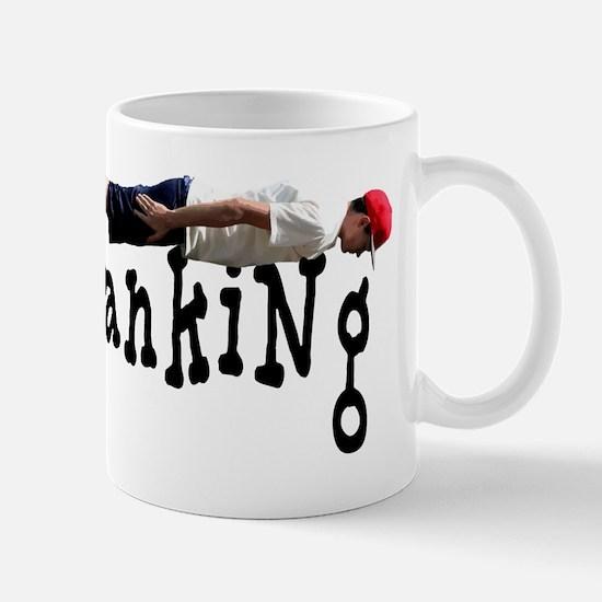 Planking Mug