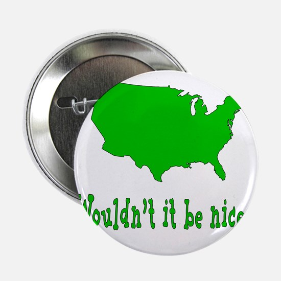 """Wouldnt it be nice 2.25"""" Button"""