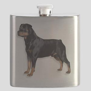 glass_rottie1 Flask
