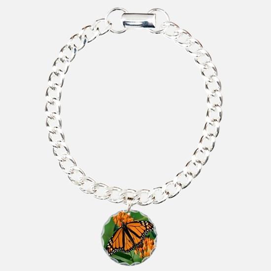 Loving Expression Monarc Charm Bracelet, One Charm