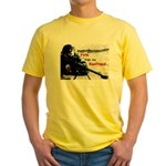 Voting Rights--Yellow T-Shirt
