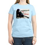 Voting Rights--Women's Pink T-Shirt