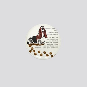 footprints-basset copy Mini Button