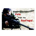 Voting Rights--Postcards (Package of 8)