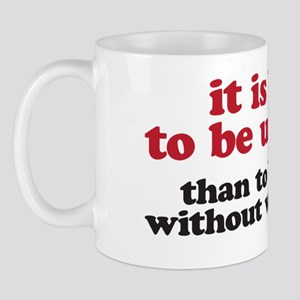 faithful Mug