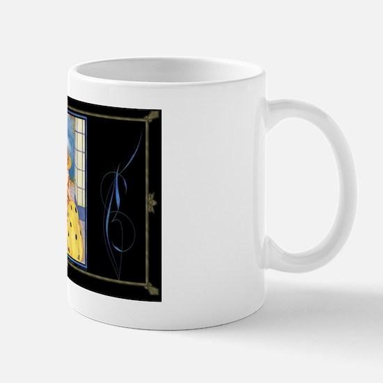 LAPTOP-#4 ADArtists-Jodard-YellowDress Mug