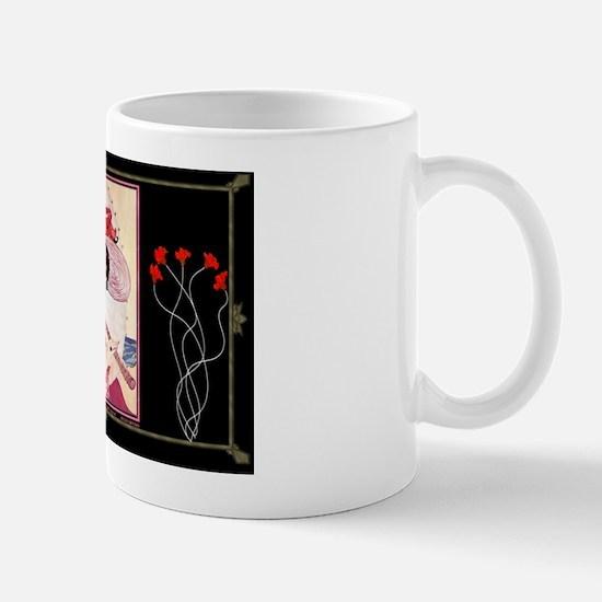 LAPTOP-#1 ADArtists-Dryden-HATRedFlower Mug