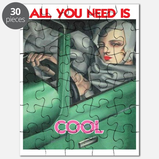 COOL ITEMS Puzzle