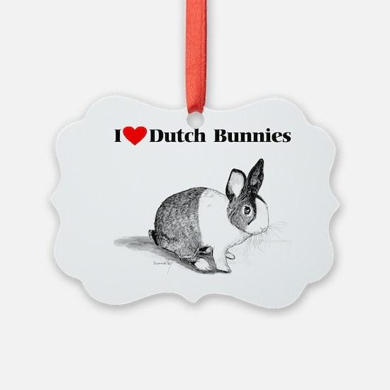 funnyfheartdutchbuns Ornament