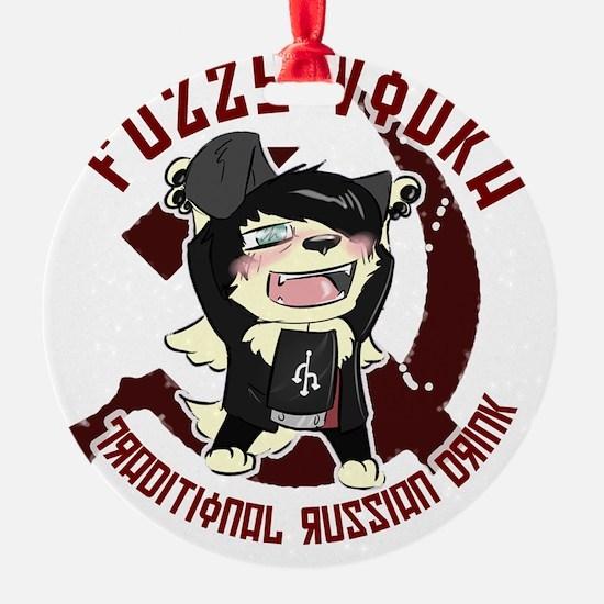 fuzzyvodka Ornament