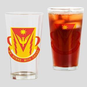 88th AAA Airborne Field Artillery B Drinking Glass