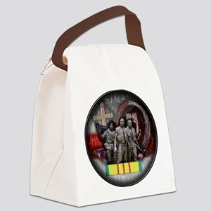 VT09 Canvas Lunch Bag