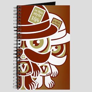 VictorianGreetCardStencilP Journal