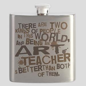 artteacherbrown Flask