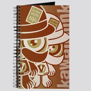VictorianGreetCardStencil Journal