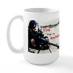 Voting Rights--LH Large Mug