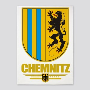 Chemnitz COA 5'x7'Area Rug
