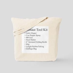 Astronaut Tool Kit Tote Bag