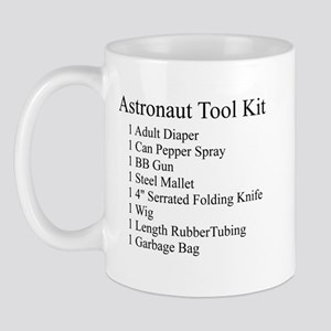 Astronaut Tool Kit Mug