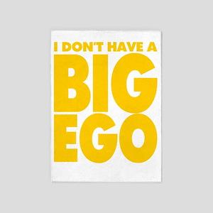 BIG EGO 5'x7'Area Rug