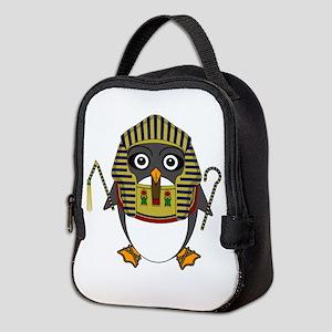 Egyptguin Neoprene Lunch Bag