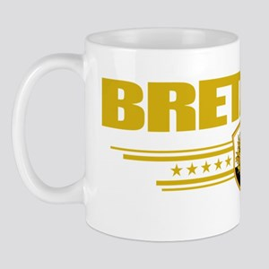 Brittany (Flag 10) pocket Mug