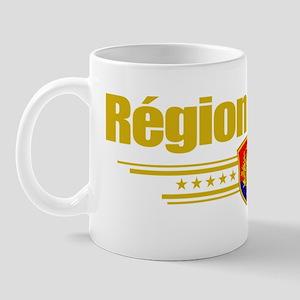 Centre (Flag 10) pocket Mug