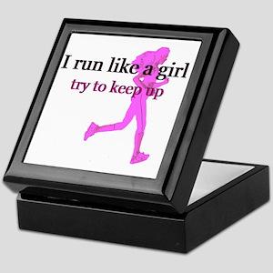 runlikegirl Keepsake Box