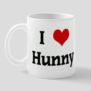 I Love Hunny Mug