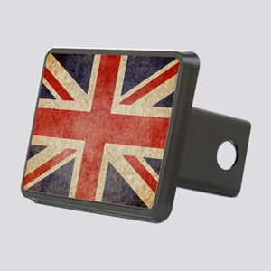 Faded UK Rectangular Hitch Cover