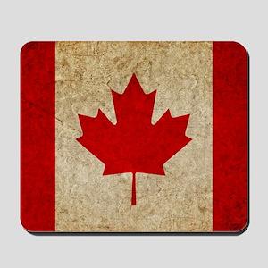 Faded Canada Mousepad