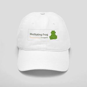frog_organic1 Cap