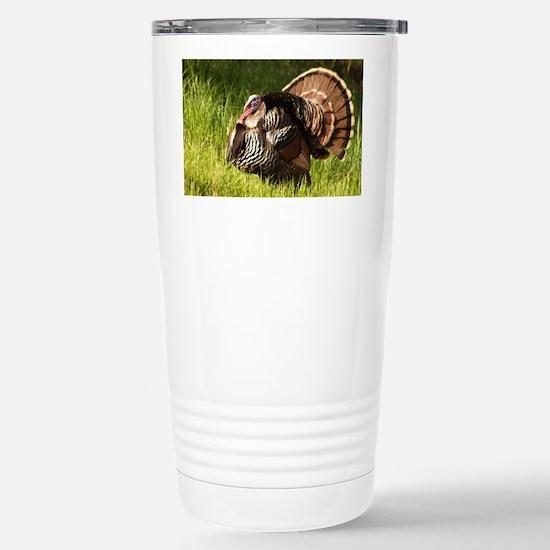 springtomlaptopskin Stainless Steel Travel Mug
