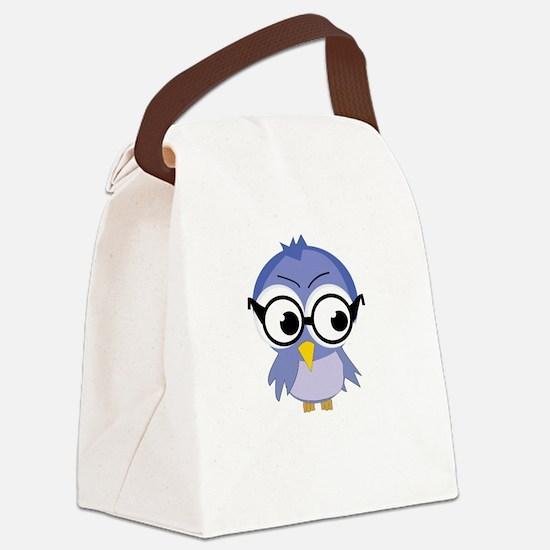nerdybirdy2 Canvas Lunch Bag