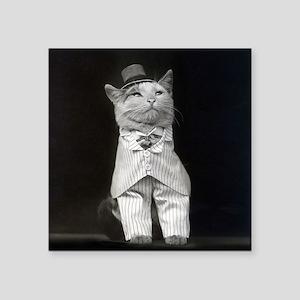 The Dapper Cat, 1906 Sticker