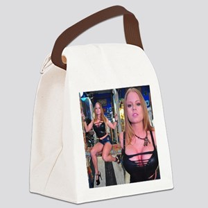Nikki Delano Canvas Lunch Bag