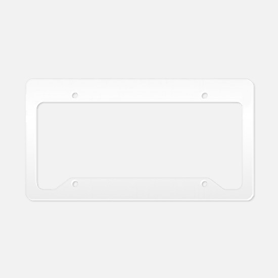 sanfran02 License Plate Holder