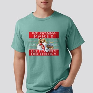 We Gonna Party Like It's My Birthday Jesus T-Shirt