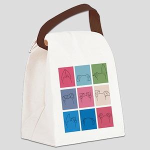 Ears! Canvas Lunch Bag